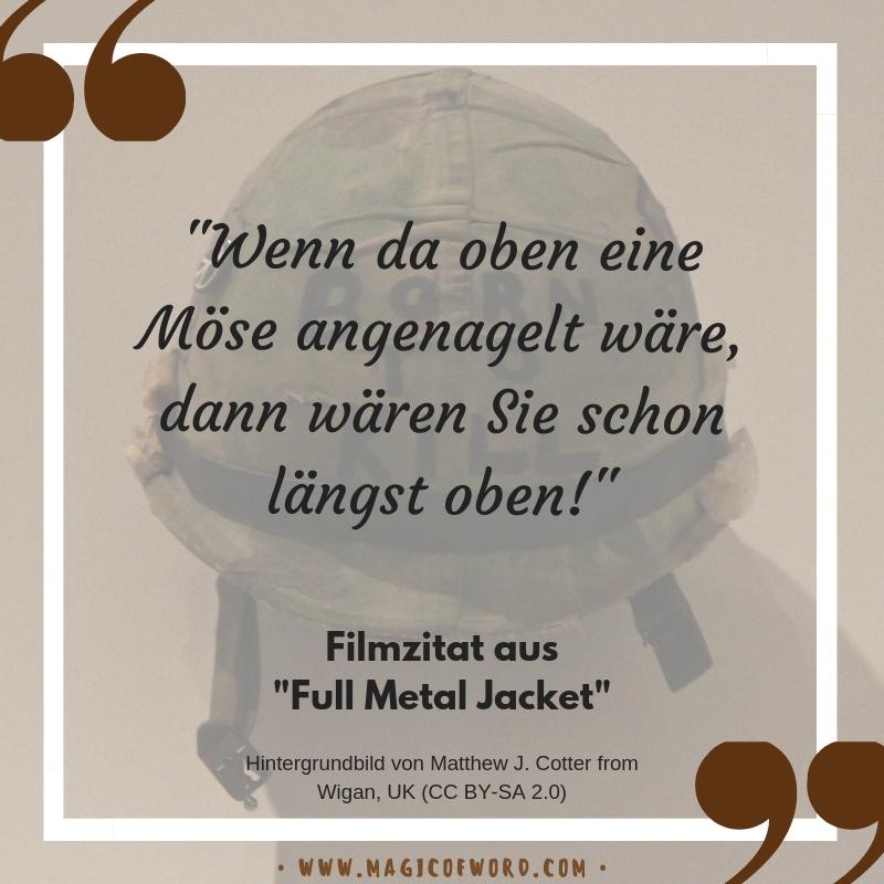 full metal jacket zitate