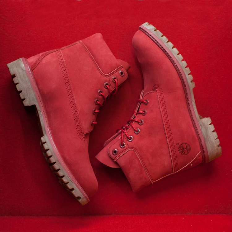 Timberland Markenschuhe in rot