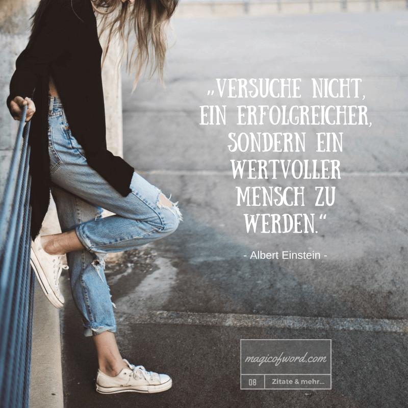 Zitate Sinnsprüche Und Denkwürdige Weisheiten Von Albert